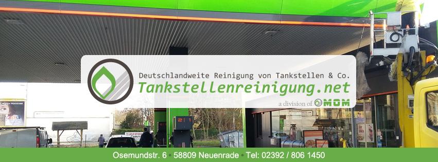 Deutschlandweite Tankstellenreinigung & mehr!